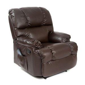 Πολυθρόνα Relax για Μασάζ Cecotec 6004 - Καφέ Σε 12 Άτοκες Δόσεις