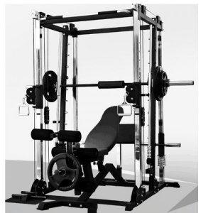 Πολυόργανο γυμναστικής Viking Smith and Functional Trainer Power Gym 5000 - Σε 12 άτοκες δόσεις