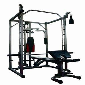 Πολυόργανο γυμναστικής Multi Function Smith Machine VIKING F-8000 - Συνδυασμός functional πολυοργάνου και Smith μηχανής οικιακής/ημιεπαγγελματικής χρήσης, σε πολύ προσιτή τιμή - Σε 12 άτοκες δόσεις