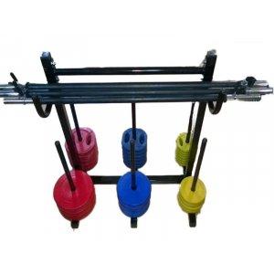 Σταντ Pump Aerobic Viking - Θέσεις αποθήκευσης συμβατές με όλων των τύπων δίσκους από Φ27 έως Φ30