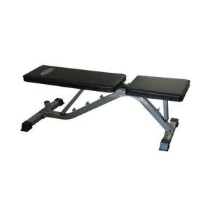Πάγκος κατακλινής/επίπεδος/επικλινής VIKING BR-44 - Αντοχή 250+ κιλά (βάρη + χρήστης)