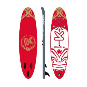 "DVSport® Φουσκωτό SUP ""Kohala"" (9'9"" Κόκκινο) WH-30075"