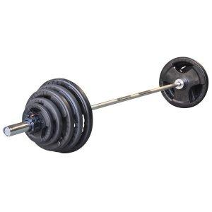 Ολυμπιακή Μπάρα Σετ 130kg - BC103-500LB/12702