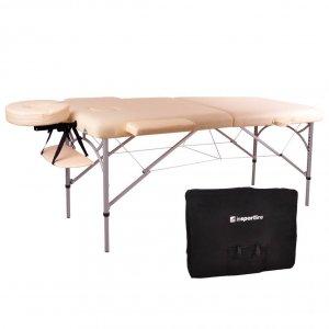 Κρεβάτι Μασάζ inSPORTline Tamati 2 Αλουμινίου - INS-9410