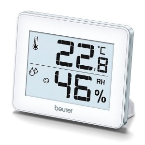 Θερμόμετρο και Υγρόμετρο Δωματίου Beurer HM 16
