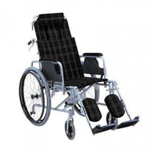 Αναπηρικό Αμαξίδιο Με Ανακλινόμενη Πλάτη AC-59