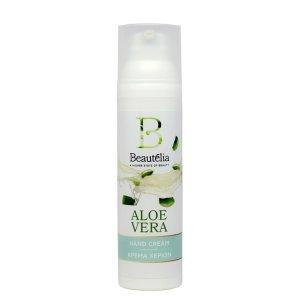 Κρέμα Χεριών με Aloe Vera 75ml Beautelia