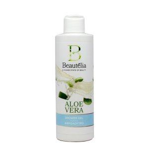 Shower Gel με Aloe Vera 200ml Beautelia