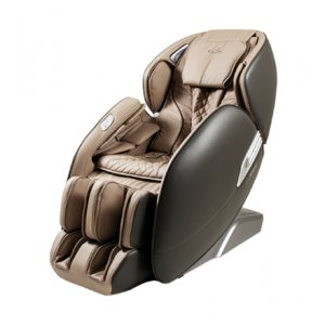 Πολυθρόνα μασάζ Casada AlphaSonic 2 με λειτουργία braintronics® | κρέμ / καφέ - CMS-532