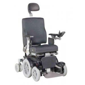 Ηλεκτροκίνητο Αναπηρκο Αμαξίδιο με 6 τροχούς MAX 300 - Σε 12 άτοκες δόσεις