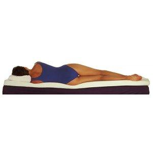 Ανατομικό - Ιατρικό - Ορθοπεδικό επίστρωμα ύπνου Sissel mattress overlay  100x200x7cm - Σε 12 άτοκες δόσεις