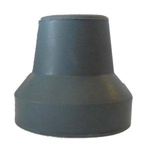 Ανταλλακτικό Παπουτσάκι για Τετράποδα & Τρίποδα Μπαστούνια - Γκρι - 0807861