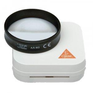 Ασφαιρικοί Φακοί Οφθαλμοσκόπησης Heine A.R.® με Διόπτρα 16D Ø54mm.