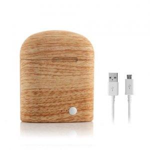 Ασύρματα Ακουστικά SmartPods InnovaGoods - Wood