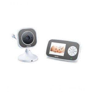 Ενδοεπικοινωνία με Βιντεοεπιτήρηση νυχτερινής όρασης Beurer BY 110