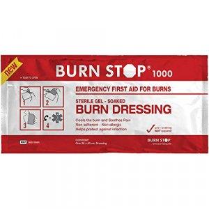 Burn Stop 1000 Επίθεμα Εγκαυμάτων - 20 x 50 cm -  SP/BU/124