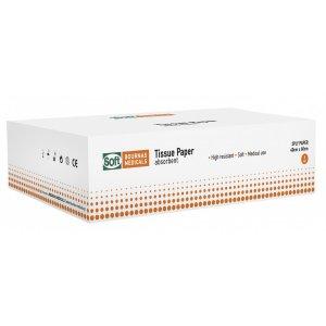 Χαρτοβάμβακας λευκός (5kg Διπλωμένος) ALFA-ALFA λευκότητας 86% - 106.601.A/A