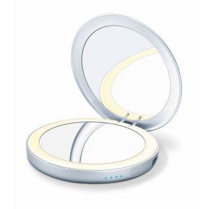 Φωτιζόμενος Καθρέφτης Καλλωπισμού Φορητός Beurer BS 39