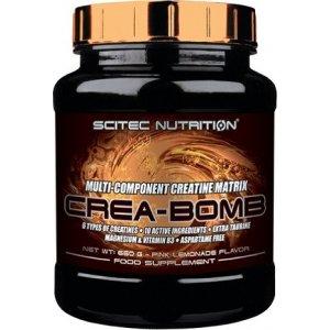 CREA BOMB ( 660 GR) SCITEC NUTRITION - σε 12 άτοκες δόσεις