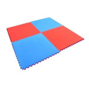 Δάπεδο προστασίας Puzzle EVA (Μπλε/Κόκκινο) 2.0cm Β-4100-20