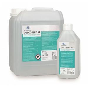Αλκοολούχο υγρό με ελαφρύ άρωμα για ταχεία απολύμανση επιφανειών Descosept AF - 1000ml - 141.141.1000