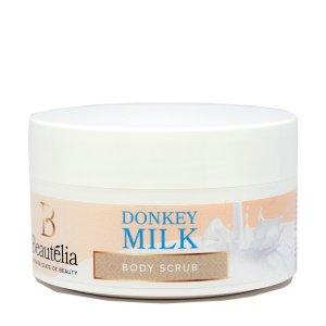 Body Scrub με Donkey Milk 200ml Beautelia