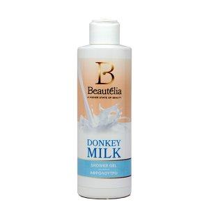 Shower Gel με Donkey Milk 200ml Beautelia
