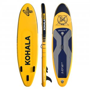 "DVSport® Φουσκωτό SUP Kohala Pro ""Arrow 1"" (10'2"") KH-31020"