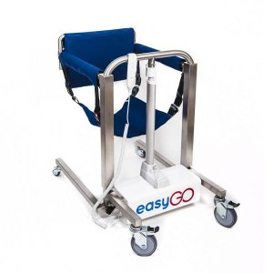 Ειδική Ηλεκτρική Καρέκλα - Γερανάκι Μεταφοράς Ασθενών EasyGO - Σε 12 άτοκες δόσεις
