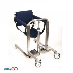 Ειδική Υδραυλική Καρέκλα - Γερανάκι Μεταφοράς Ασθενών EasyGO  - Σε 12 άτοκες δόσεις