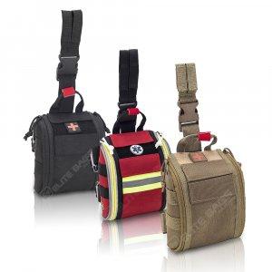 Elite Bags FAST'S Τσαντάκι Μηρού Ατομικού Κιτ Α' Βοηθειών (IFAK) - EB02.031-MB10.130-MB11.005
