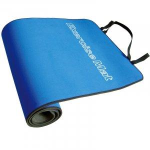 Στρώμα Exercise Mat 0,6cm Μπλε Optimum - EM3005