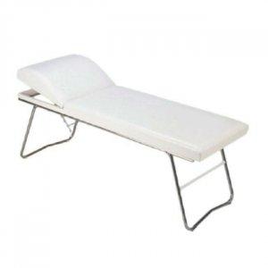 Εξεταστικό Κρεβάτι Φορητό Μπομπέ με Αναδιπλούμενα Πόδια και Ανάκλιση T1S31 με Αντοχή ως 150kg