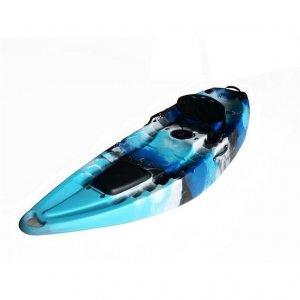 Fishing Καγιάκ GOBO Poseidon (1+1) Ενός ή δύο Ατόμων Μπλε - σε 12 άτοκες δόσεις