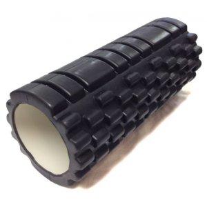 Foam Roller 33cm (Mαύρο) Optimum - CX-EM5008A