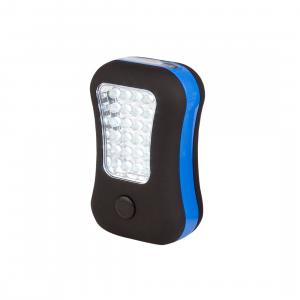 Φωτάκι LED camping 2 σε 1 (μπλε) 21IM-BLZ