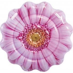 Φουσκωτό Στρώμα Λουλούδι - Pink Daisy Flower Mat - 58787