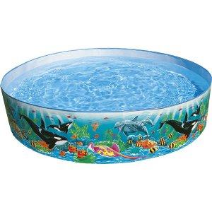 Φουσκωτή πισίνα Color Reef 58461