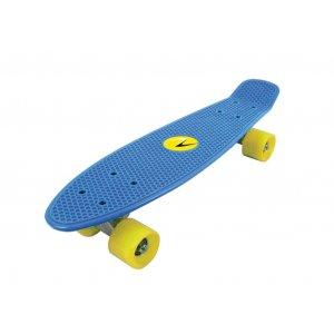 FREEDOM (ανοιχτό μπλε/κίτρινο) Skateboard-Nextreme - σε 12 άτοκες δόσεις
