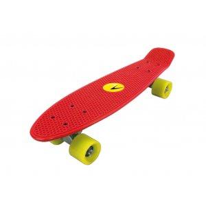 FREEDOM (κόκκινο/κίτρινο) Skateboard-Nextreme - σε 12 άτοκες δόσεις