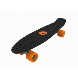 FREEDOM (μαύρο/πορτοκαλί) Skateboard-Nextreme - σε 12 άτοκες δόσεις