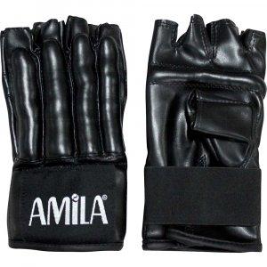 Γάντια σάκου δερμάτινα, S - 43691