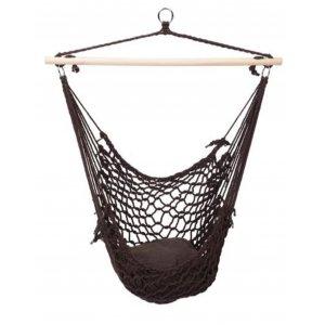 Κρεμαστή Καρέκλα - Αιώρα με Δίχτυ και Μαξιλάρι