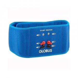 Ζώνη Ηλεκτροδιέγερσης Κοιλιακών Μυών και Γλουτών Globus Fast Band