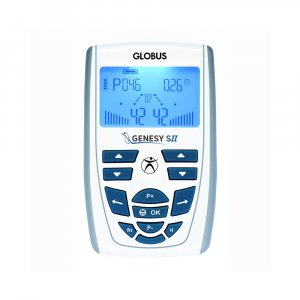 Φορητή Συσκευή Ηλεκτροθεραπείας και Μυϊκής Ενδυνάμωσης Globus Genesy SII