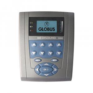 Φορητή Συσκευή Υπερήχων 1+3 MHz 3W Globus Medisound 3000 - Σε 12 άτοκες δόσεις