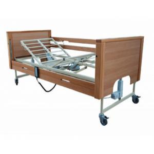 Νοσοκομειακό Ηλεκτρικό Κρεβάτι Πολύσπαστο με πλαϊνά και ρόδες Prisma Bariatric πλάτους 1.20m - Σε 12 άτοκες δόσεις