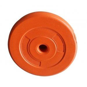 Δίσκος Πλαστικοποιημένος Χρωματιστός Φ28 - WP060