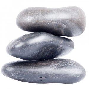 Ηφαιστειακές Πέτρες σετ inSPORTline - 6-8cm – 3 Τεμάχια - INS-11195-1