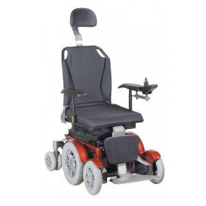 Ηλεκτροκίνητο Αναπηρκο Αμαξίδιο με 6 τροχούς MAX 100 - Σε 12 άτοκες δόσεις